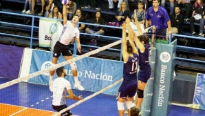 Розалин Пенчев и Персонал с провал в полуфинал №2 в Аржентина (видео + снимки)