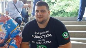 Български сумист ще участва на професионална лига в САЩ