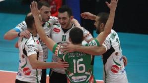 Добруджа 07 иска нова зала за волейбол на световно ниво в Добрич