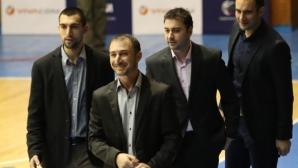 Две глоби за Асен Николов след гостуването на Левски Лукойл