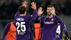 Киеза: Италия трябва да играе заради Астори