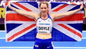 Световният медал вдъхна увереност на Дойл преди Голд Коуст