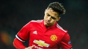 Санчес даде обяснение за лошото начало в Юнайтед