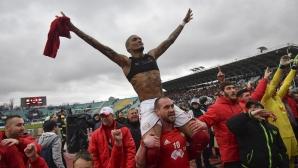Бивш треньор на Левски: Поведението на Каранга е проблем на неговия клуб