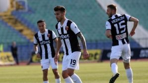 Локомотив (Пловдив) играе контрола с юношите си до 19 години в Хисаря