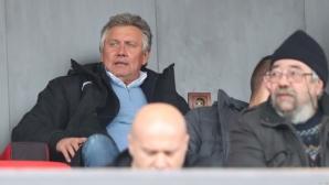 Босът на Локо Сф: Целта ни е Първа лига, не мисля, че има финансово стабилен клуб като нашия