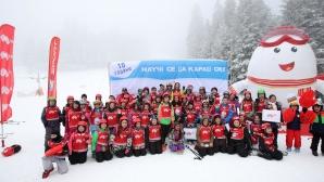 """Боровец прие финалите на """"Научи се да караш ски"""""""