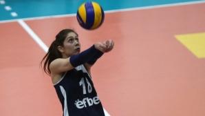Кристина Гунчева: Надявам се в София играта ни да е достойна за финал