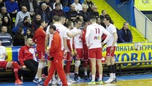 ЦСКА взе реванш и изравни серията срещу Монтана (снимки)