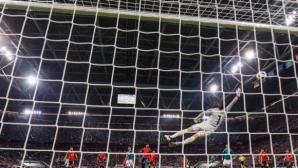 Германия - Испания 1:1 (гледайте на живо)