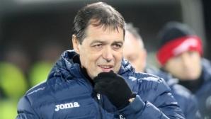 Хубчев разкри какво му е харесало след загубата от Босна (видео)