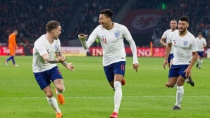 Холандия - Англия 0:0, гледайте тук!
