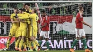 Великолепно начало за Мъри, Казахстан удари участник на Евро 2016