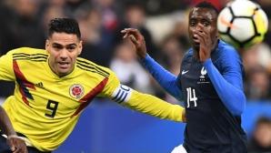 Колумбия попари Париж с впечатляващ обрат над Франция (видео)