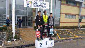 Радосвета Симеонова триумфира на 10 км спортно ходене в Поморие