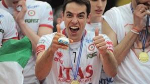 Радо Стойчев връща Рафаел в Италия