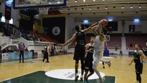 Пореден силен мач за Калоян Иванов