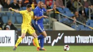 Кешерю титуляр при победа на Румъния
