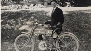 Harley-Davidson и едноцилиндровият двигател