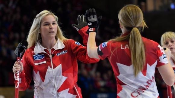 Канада отново е световен шампион в кърлинга за жени
