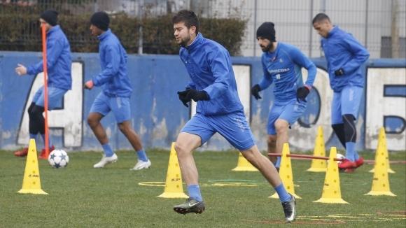 Левски започва подготовка за мача с Берое