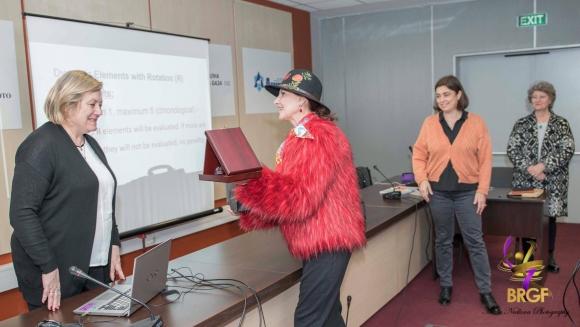 Призидентът на Техническия комитет на ФИГ е лектор на семинар в България