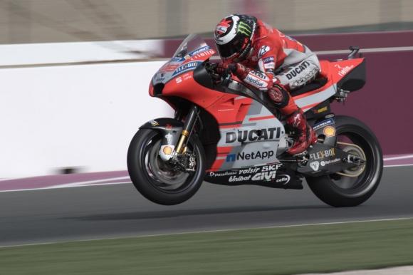 Ducati подвърдиха, че катастрофата на Лоренсо не е била по негова вина