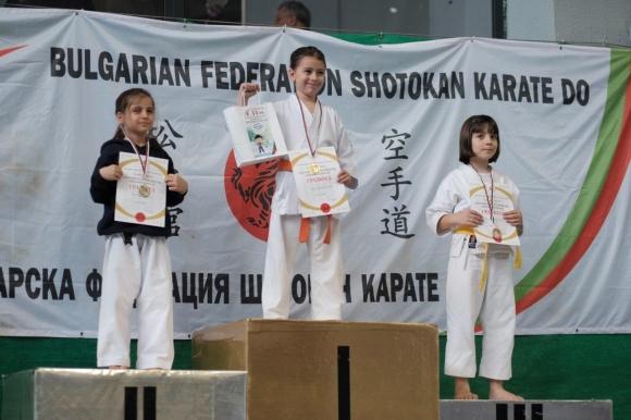 Над 500 състезатели взеха участие в националното първенство по шотокан карате–до в София