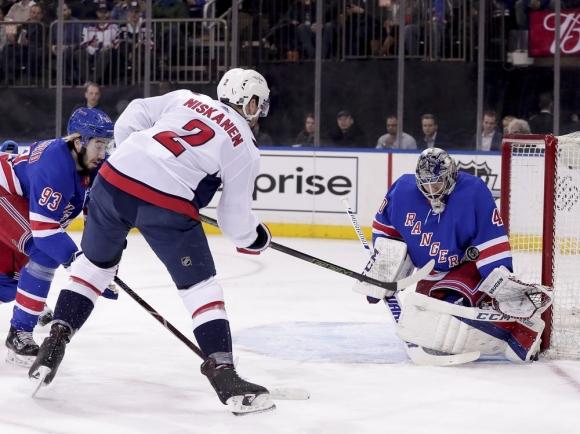 Александър Георгиев имаше лош ден в НХЛ