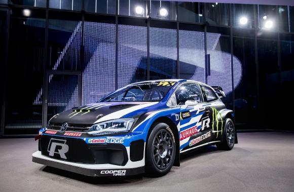 Вижте новия автомобил на Петер Солберг (снимки)