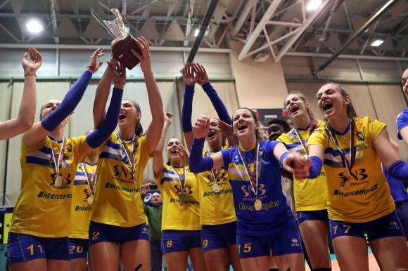 Крайно класиране в женското първенство на България (видео)