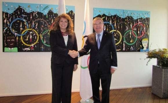 МОК разчита на България в борбата с допинга