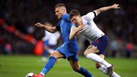 ВАР реши сблъсъка между Англия и Италия (видео)