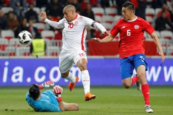 Тунис удари Коста Рика, Египет с втора загуба