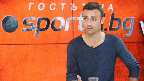 Бербатов: Нямам търпение да стана треньор (видео)