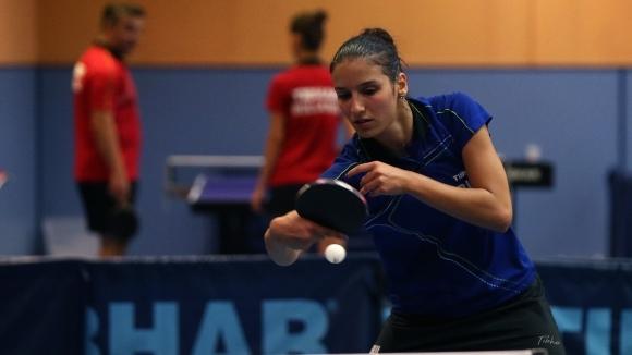 Мария Йовкова записа единствената българска победа в квалификациите за Европейското