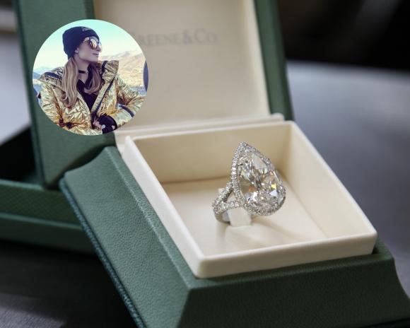 Парис Хилтън изгуби годежния си пръстен за 2 млн. долара