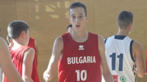 Български талант с покана за елитен турнир в Италия