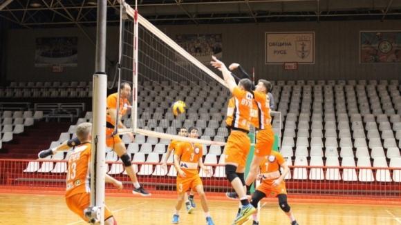 Дунав (Русе) и Дея (Бургас) излизат във финал №1 във Висшата лига в неделя