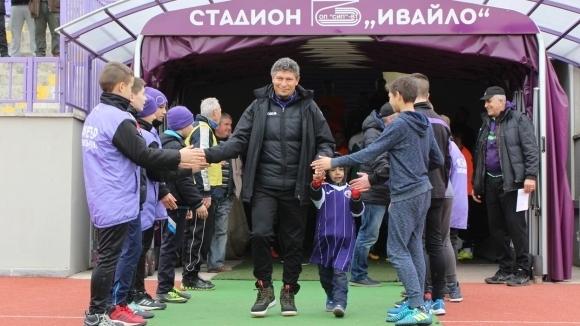 ЦСКА-София поздрави Балъков за рождения му ден