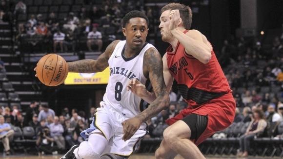 Брукс се завърна в НБА с гръм и трясък (видео)
