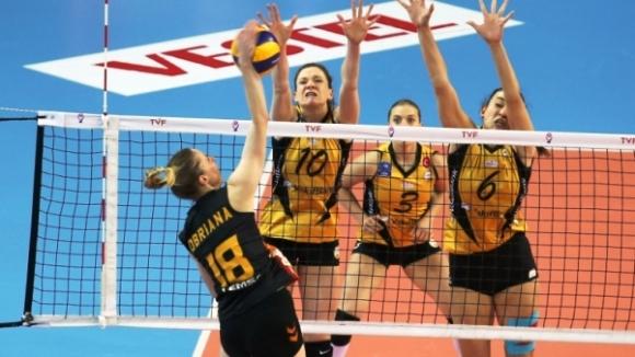 Силна Доби Рабаджиева с 18 точки, Галатасарай с крачка назад в Турция