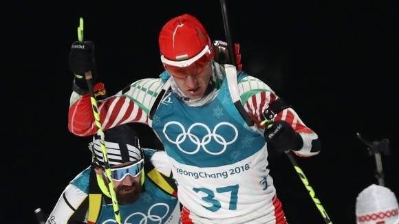 Краси Анев спечели спринта в Банско