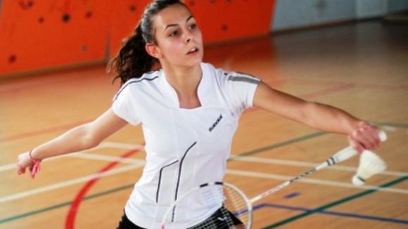 Мария Мицова и Даниел Николов с победи на турнир по бадминтон в Загреб