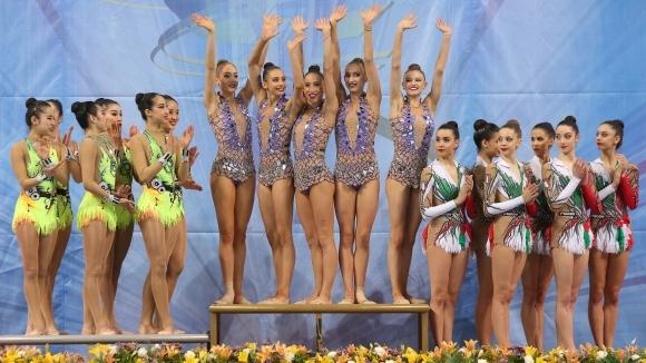 Българският ансамбъл разби конкуренцията за титлата в многобоя (галерия)