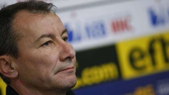 Белчев хвали заместника на Каранга и заяви: Не мисля, че играхме страхотно през всичките 90 минути