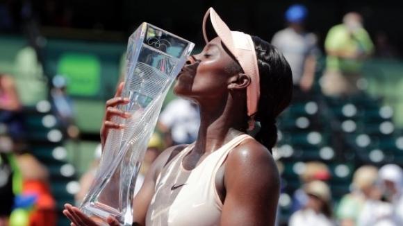 Слоун Стивънс спечели турнира в Маями