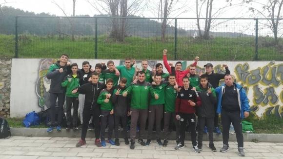 Нефтохимик U15 победи като гост Асеновец U15