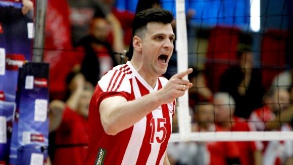 Фантастичен Тодор Алексиев! Олимпиакос спечели Купата на Лигата в Гърция (видео + снимки)