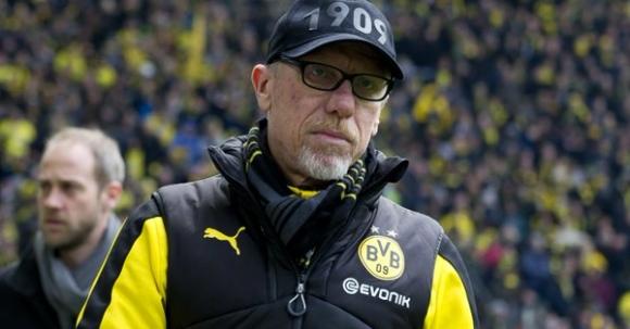 Треньорът на Борусия (Д): А сме отбор, който претендира да е №2...